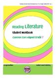 Reading Literature Workbook Grade 7 US ed Common Core alig