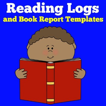 Reading Logs for Independent Reading