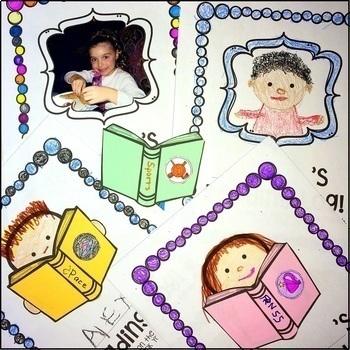 Reading Log Alternative: Kindergarten, First Grade