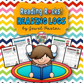 Back to School Reading Logs
