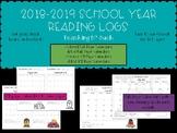 Reading Log 2018-2019