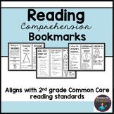 Fiction/Nonfiction Comprehension Skills Bookmark