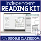 Digital Reading Log Alternative Distance Learning