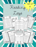 Reading Logs Bundle