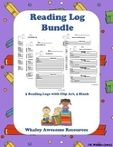 Reading Log Bundle