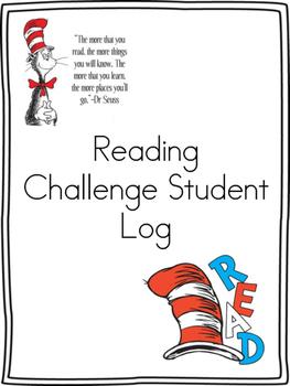 Reading Log Challenge