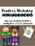 Units of Study Reader's Workshop Essentials