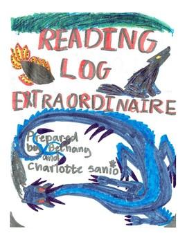 Reading Log Extraordinaire
