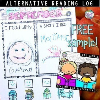 Reading Log FREE!
