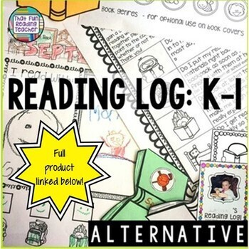 Reading Log alternative FREE!