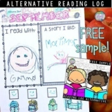 Reading Log alternative FREE!