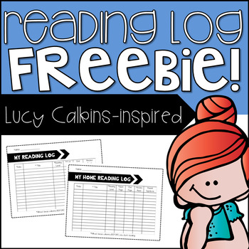 Reading Log Freebie!
