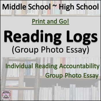 Reading Log - Group Project