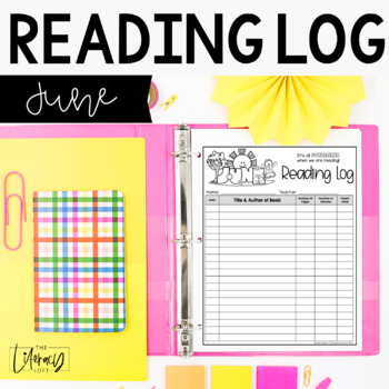 Reading Log {June}