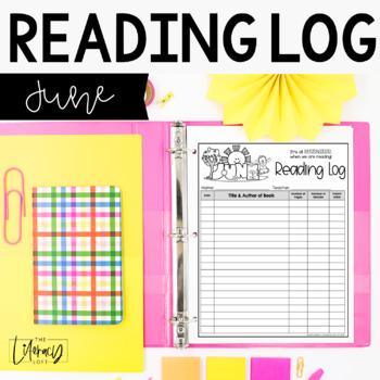Reading Log {June}