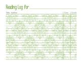 Reading Log List
