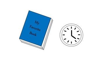 Reading Log--Minutes Read