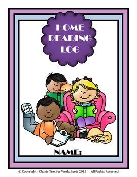 Reading Log Monthly Templates: Happy Face Reading Log - Bonus: Free Bookmarks!!!