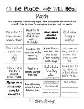 Reading Log - Motivation - Homework