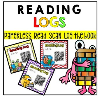 Reading Logs-Paperless