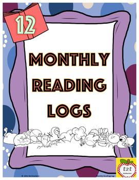 Reading Log:  Reading Through the Year Book Log