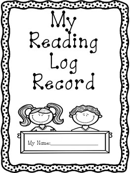 Reading Log Record for the Year