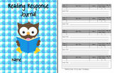 Reading Log Rubric/Springboards for Responding to Reading