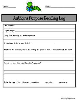 Reading Log Bundle: 13 Reading Strategies & Skills