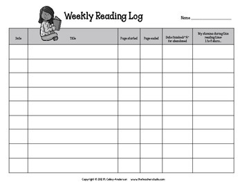 Reading Log Stamina Edition 437980 on Free Worksheets For Grade 3 English