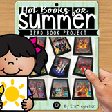 Reading Log Summer Book Project on the iPad