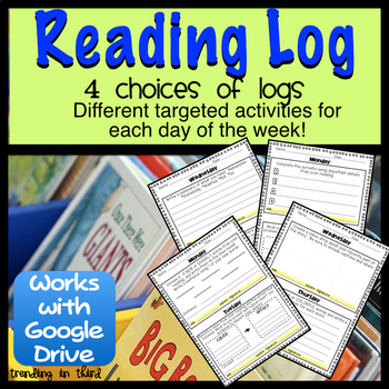 Reading Log and Homework