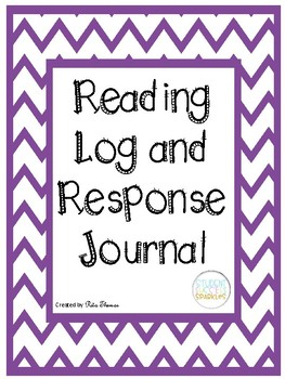 Reading Log and Journal