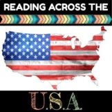 Reading Log and US Geography: Read Across America