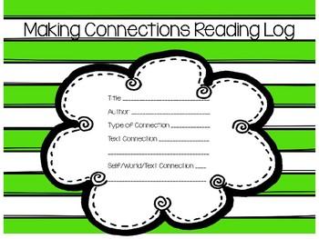 Reading Log for Inferring