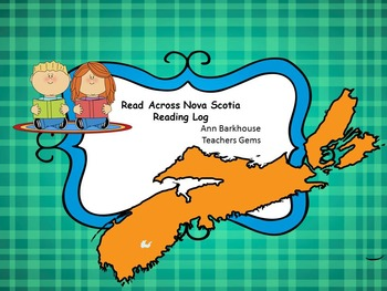 Free Reading Log for Nova Scotia