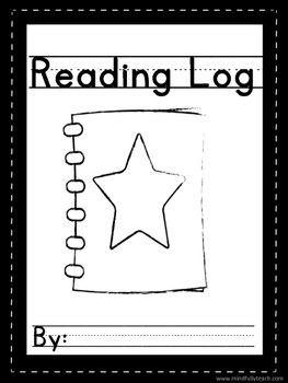 Reading Log for Primary Grades
