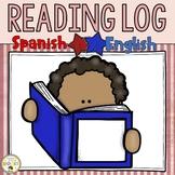 Reading Log in SPANISH