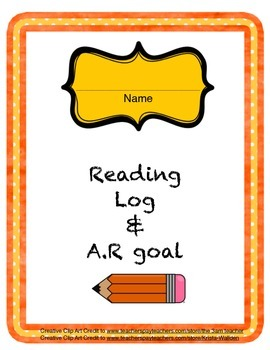 Reading Log made fun