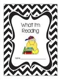 Reading Log - Prompts, Genre Codes, Charts, Wish List, Book Recs