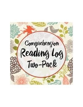 Reading Log with Comprehension