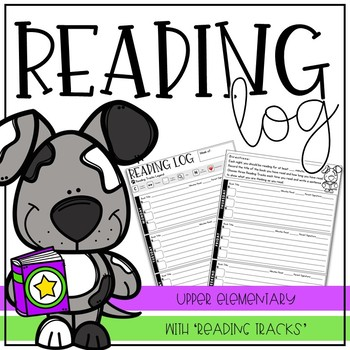 Reading Log with Comprehension Strategies