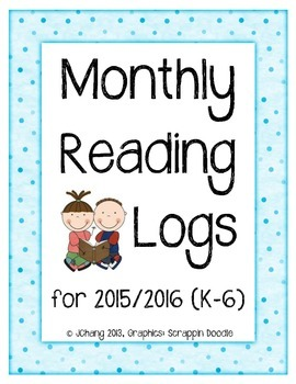 Reading Logs (Updated!)