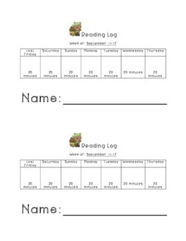 Reading Logs 2015-2016: UPDATED!