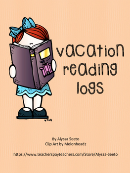 Vacation Reading Logs