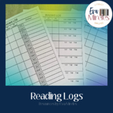 Reading Logs for Students