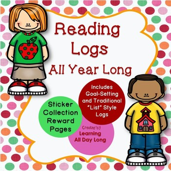 Goal Setting With Reading Logs