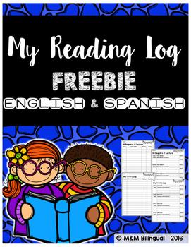 Reading Logs {Bilingual}
