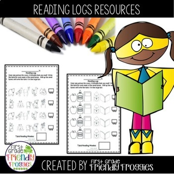 Reading Logs - Growing Collection