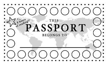 Reading Logs Passport System