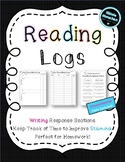 Reading Logs & Response Menu!